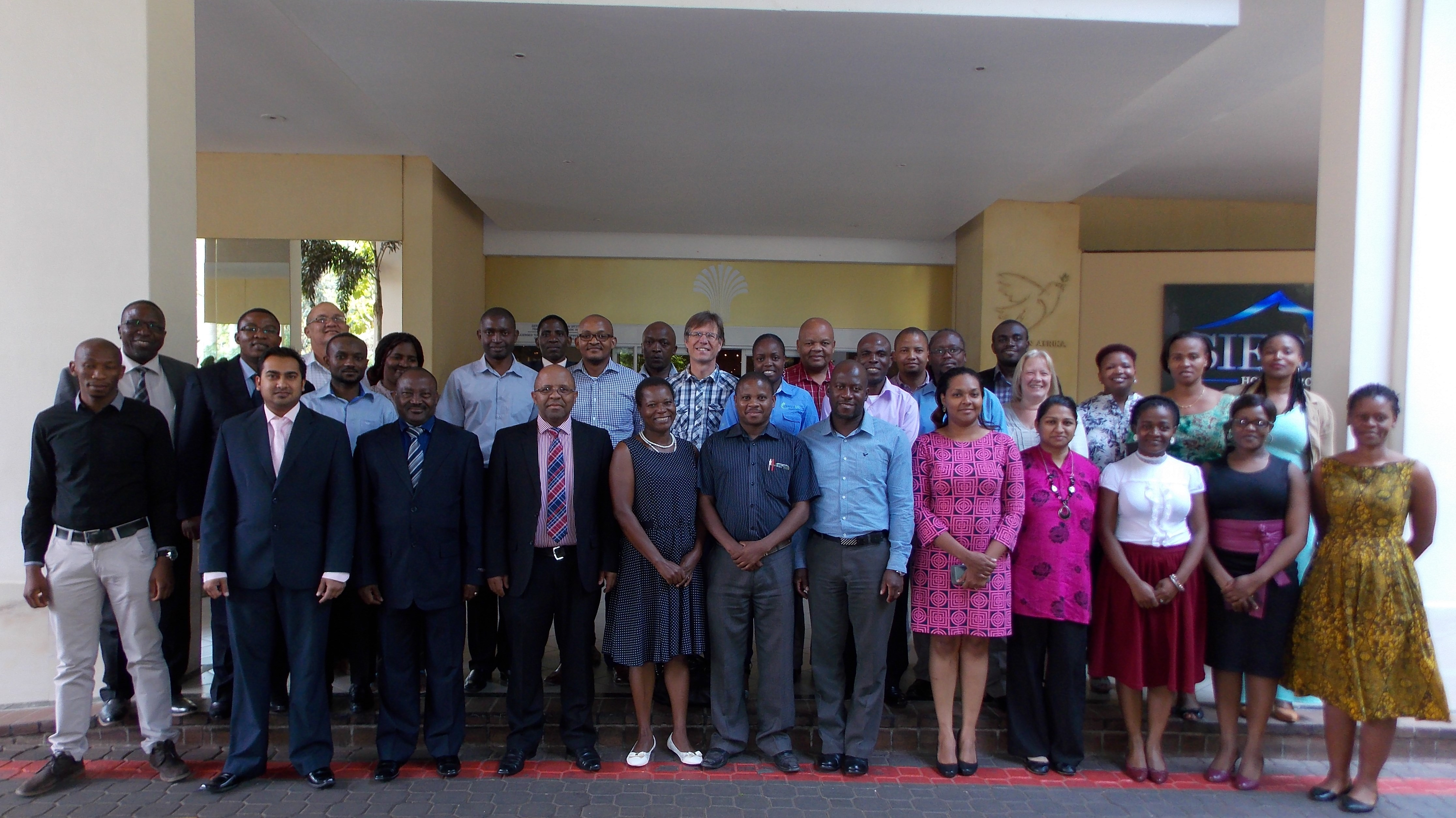IMPROVING CHEMICALS MANAGEMENT IN ENGLISH SPEAKING AFRICAN COUNTRIES